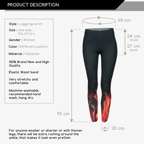 Superior Piano Leggings