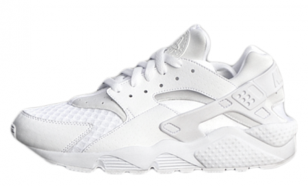 WHITE AIR HUARACHES