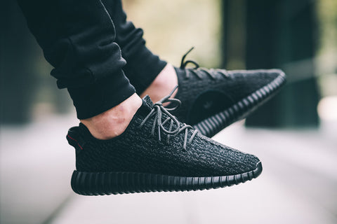 PIRATE BLACK YEEZY BOOST 350 **LIMITED** - Superior Apparel