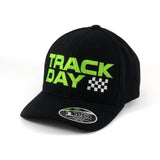 Torque88 Trackday Cap - Neon Green