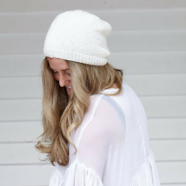 Beanie Pattern | Plump & Co X Wool days