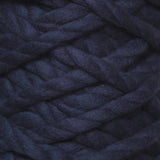 Plump & Co's giant yarn in blue 2 ply. Use our plumptious XXL New Zealand merino wool with our giant knitting needles or extreme crochet hooks to make your own chunky knit blanket or throw. Perfect for arm knitting. Worldwide shipping, free shipping to New Zealand and Australia!