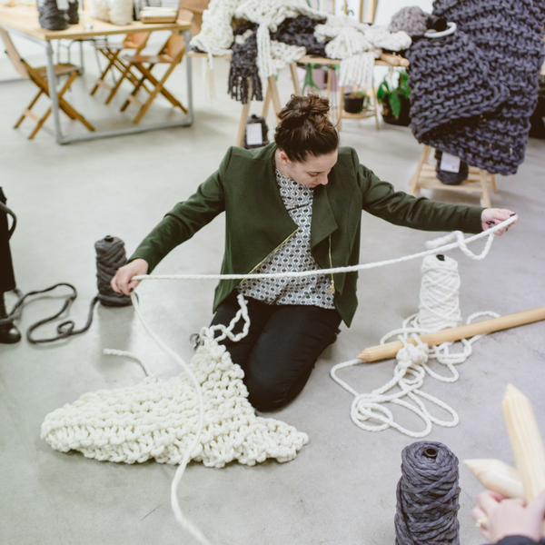 SYDNEY // AUSTRALIA // EXTREME KNITTING WORKSHOPS //