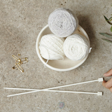 Knit your own Wool Days X Plump & Co fine yarn merino garments and homeware products using our soft ethical NZ Merino wool yarn that is felted 8ply DK baby yarn...