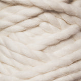 Plump & Co's giant yarn in white 2 ply. Use our plumptious XXL New Zealand merino wool with our giant knitting needles or extreme crochet hooks to make your own chunky knit blanket or throw. Individual bumps and extreme knitting kits available. Worldwide shipping, free shipping to New Zealand and Australia!