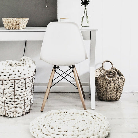 Round Rug | The Forever Farm House X Plump & Co