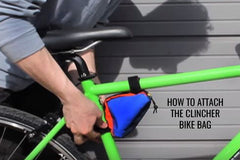 How to use the Clincher Bike Bag