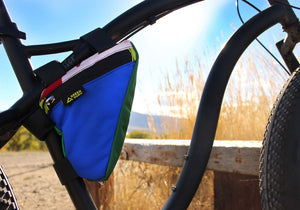Gripster Frame Bag- Multi-Color