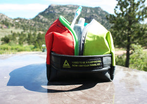 Upcycled Sleeping Pad Travel Kit- Only Available At REI