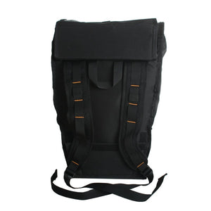 pannier backpack convertible bike bag made in USA from upcycled bike tubes by green guru straps