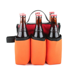 Sixer 6-Pack Insulated Top Tube Holder