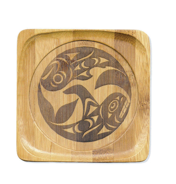 Bamboo Coaster - Unity by Maynard Johnny Jr