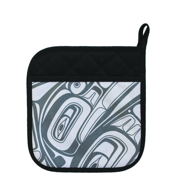 Hot Pad - Pacific Spirit by Morgan Green