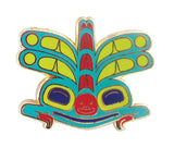 Enamel Pin - Dragonfly by Corey Bulpitt