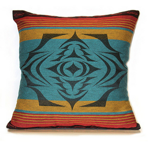Pillow Cover - Salish Sunset by Simone Diamond
