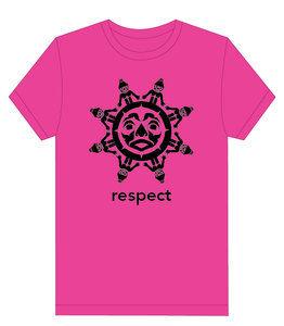 Respect Anti-Bullying T-shirt by Mervin Windsor