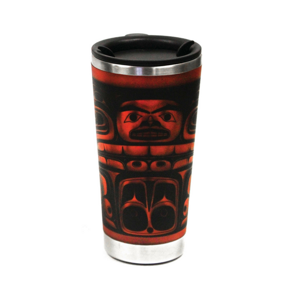 Travel Mug 10oz - Supernatural by Corey Bulpitt