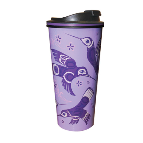 Travel Mug 16oz - Infinite Joy by Paul Windsor