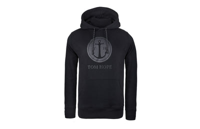 Tom Hope Hoodie Black 1