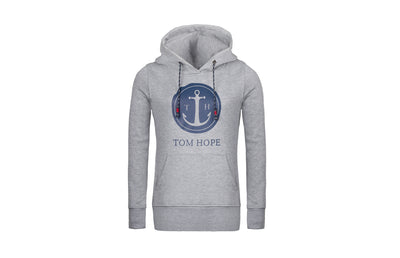 Tom Hope Hoodie Grey Female 1