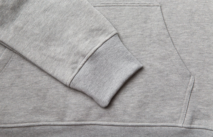 Tom Hope Hoodie Grey 3