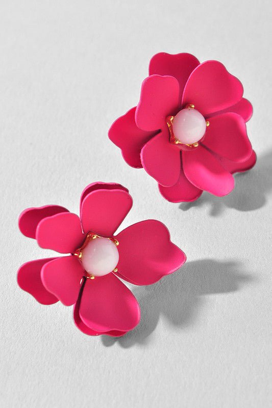 Janae Flower Earrings