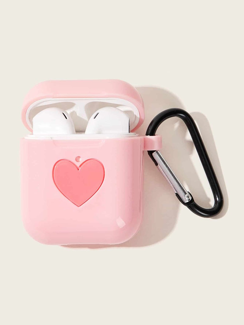 Heart AirPod Box Protective Case