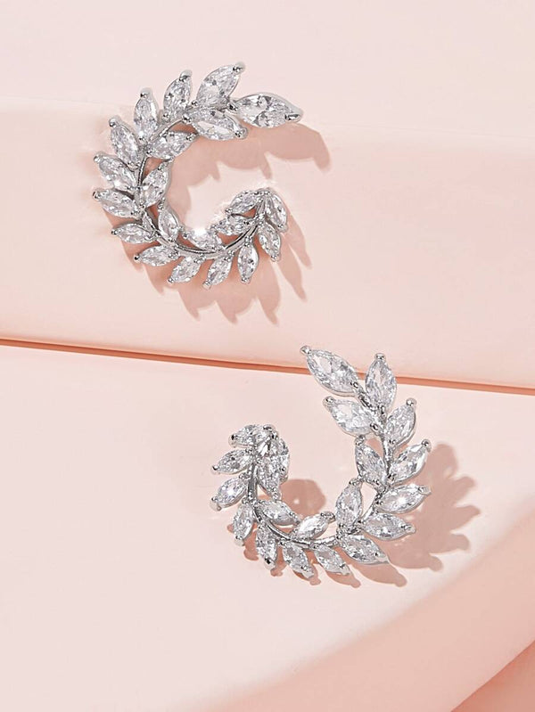 La Bella Stud Earrings