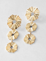 Renee Flower Drop Earrings