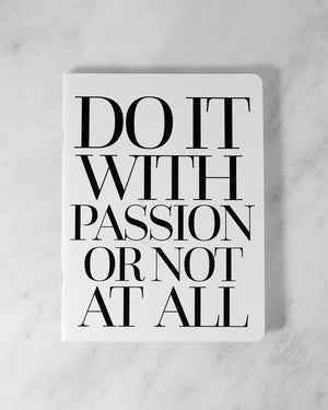 Passion Only Notebook