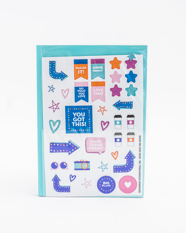 You Got This Sticker + Notebook Set