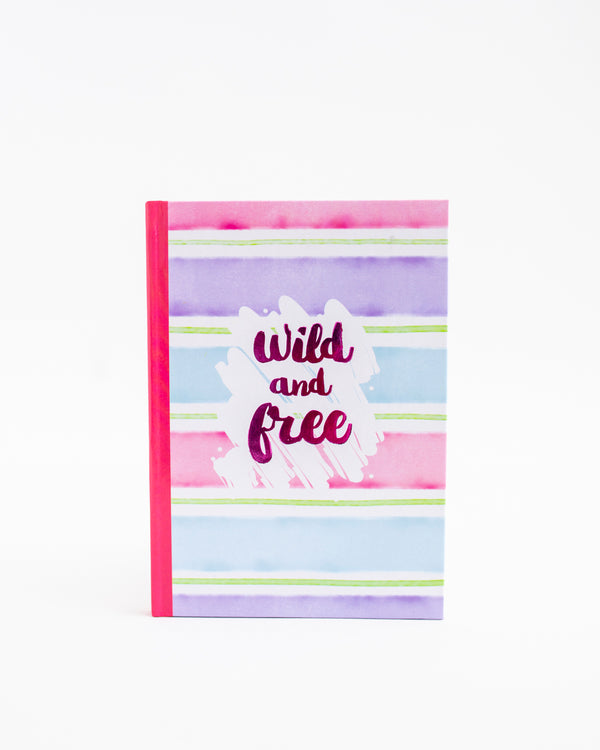 Wild and Free Mini Journal
