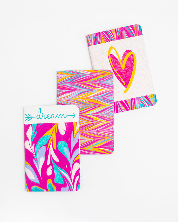 Dream Mini Jotter Set