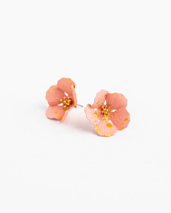 Thalia Flower Earrings