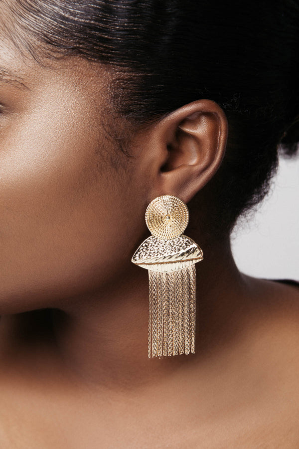 Carolina Tassel Earrings