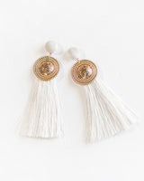 Yasmine Tassel Earrings