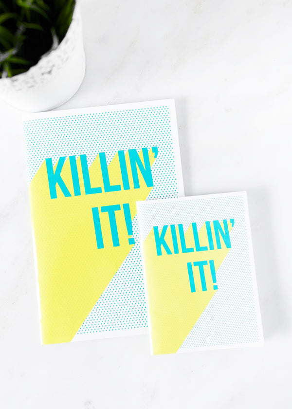 Killin' It! Notebook Set