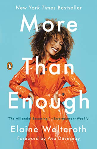 MORE THAN ENOUGH BY ELAINE WELTEROTH (Paperback)