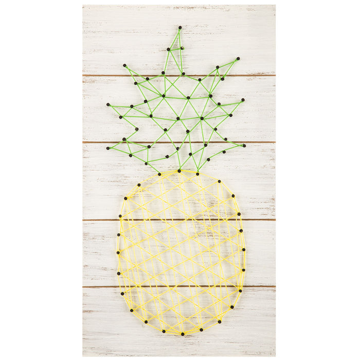 Pineapple String Artwork (Wall Decor)