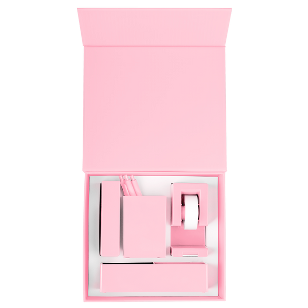 Blush Pink Desk Kit