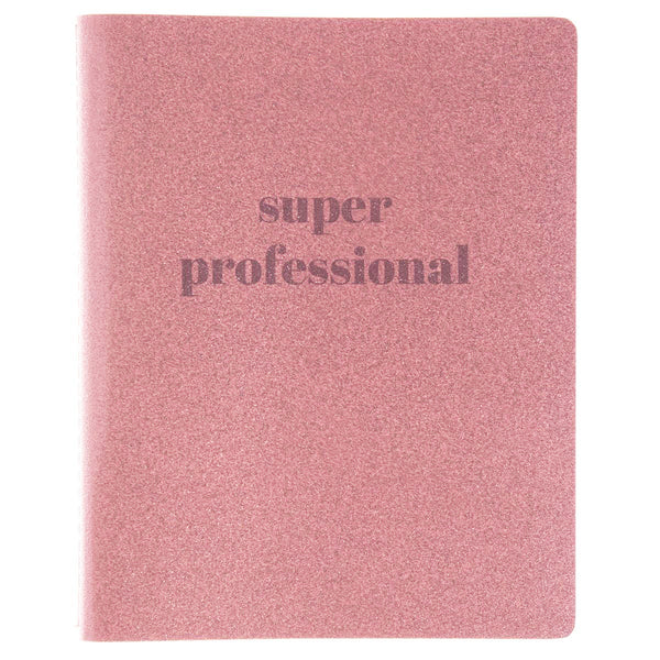 Super Professional Undated Planner