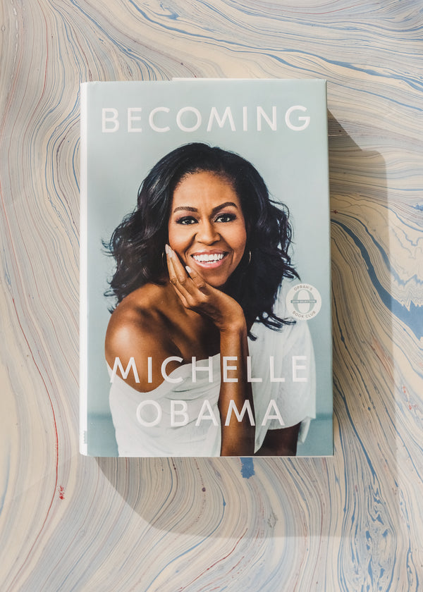 Becoming by Michelle Obama (Hardcover)