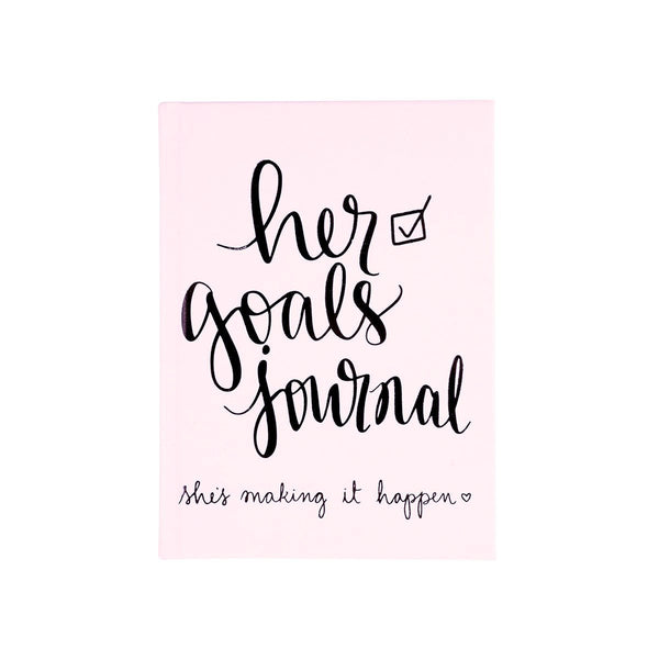 Her Goals Journal