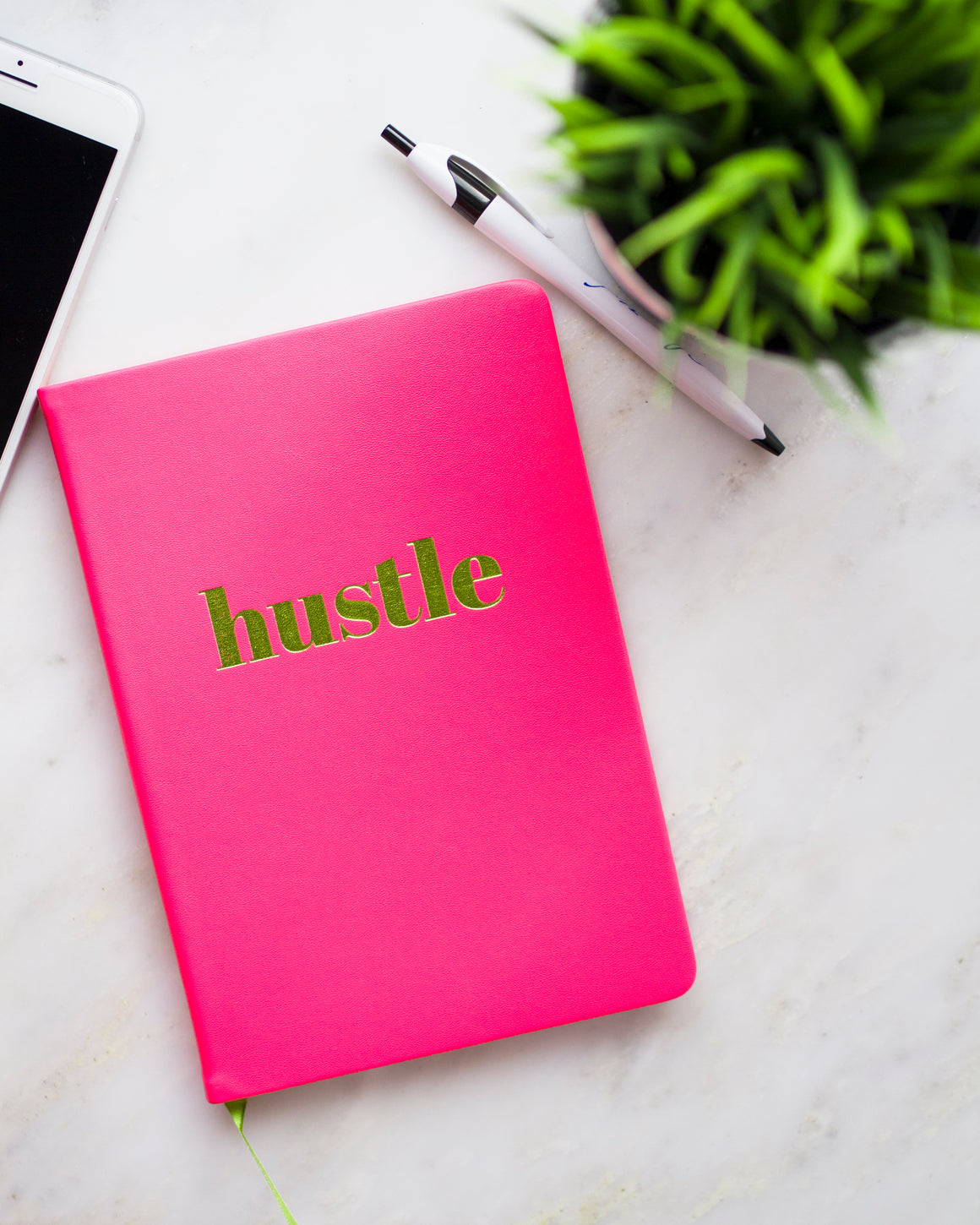 Hustle Journal