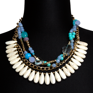 Tribe Fusion Necklace Set