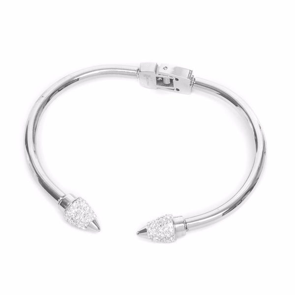 Stainless Steel Spear Head Bracelet