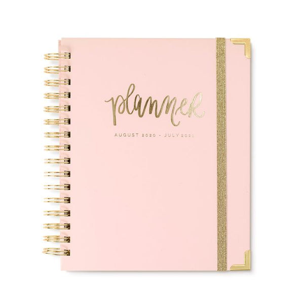 Pink Academic Planner (Aug 2020 - July 2021)