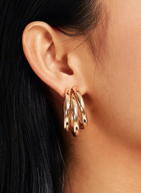 Sonic Boom Earrings