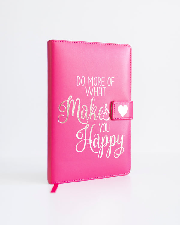 Do What Makes You Happy Journal