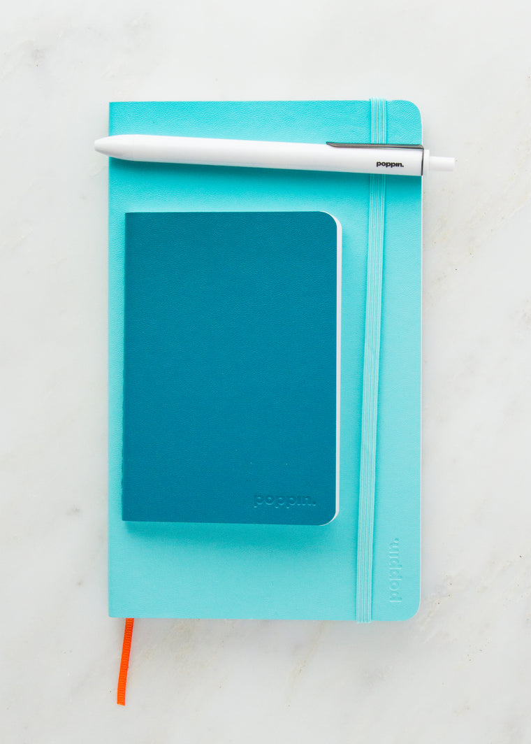 Shinin' Notebook + Pen Set